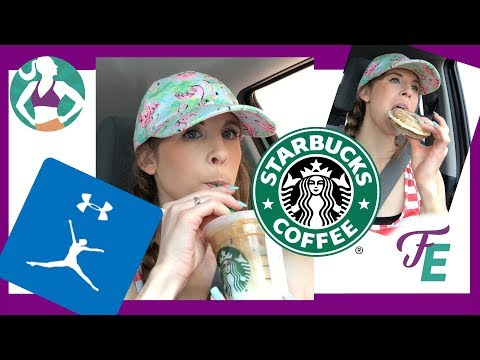 Track your Starbucks Drinks and Sandwiches in MyFitnessPal App | Making Macros Simple Ep 6