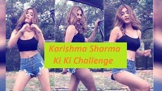 Karishma Sharma Latest Video #kikichallenge