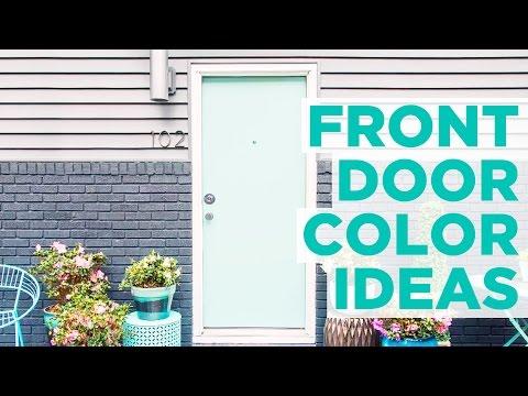 Front Door Color Ideas - HGTV