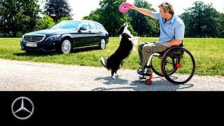 Mercedes-Benz Ex-Factory Driving Aids for People with Disabilities