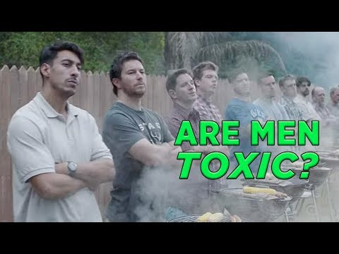 That Gillette Ad and Toxic Masculinity