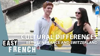 Easy French 60 - Cultural differences between France and Switzerland