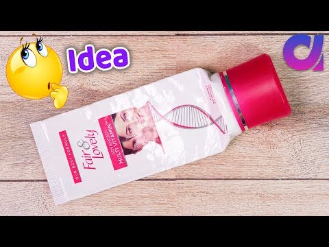 Best use of waste  Fair & Lovely packet craft idea | Best Out of waste | Artkala 514