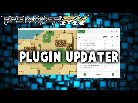 Plugin Updater Tool - RPG Maker MV