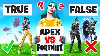 TRUE or FALSE for Random LOOT! in Fortnite
