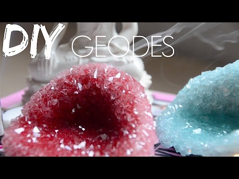 Deco DIY Tumblr Inspired Crystals | PAUADELL