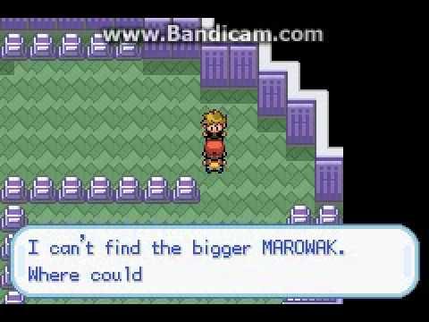 Pokemon FireRed COMPLETE Walkthrough Part 17- Rival Gary and the MaRoWaK
