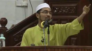 Dr. Rozaimi Ramle - Contoh Pertukaran Mazhab dari Syafie Kpd Mazhab Lain Secara Tidak Sedar