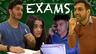 STUDENTS AUR EXAMS   Shahveer Jafry ft. Zaid Ali