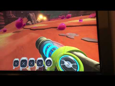 Slime Rancher:How to find blue rock Slime