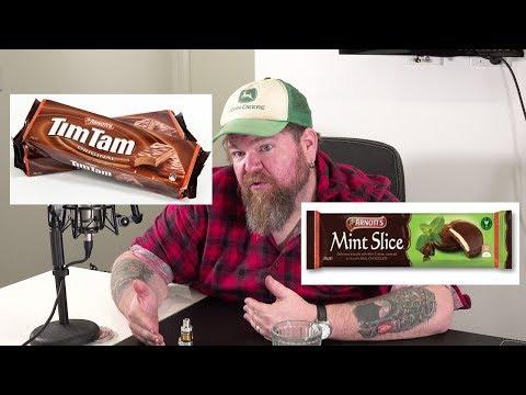 Ozzy Man & Mozza: Tim Tams vs Mint Slice