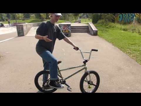5 Super leichte BMX tricks für Anfänger #2