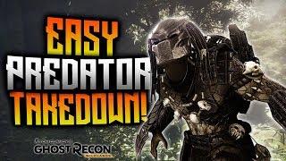 Ghost Recon Wildlands - EASY Way To Takedown Predator!