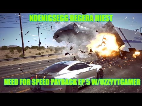 Need For Speed Payback Lets Play  Ep 05 : Riot Club Drag Racing W/UzzyYTGamer