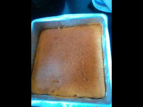 How to make eggless cake in Microwave in 40 min. | Learning Process