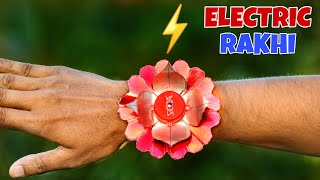 Handmade Electric Rakhi - New Inventions || How To Make Rakhi 2020 || Raksha Bandhan 2020
