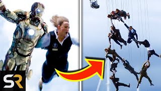 10 Movie Scenes That Were Almost Impossible To Film