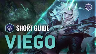 4 Minute Guide to Viego Jungle | Mobalytics Short Guides