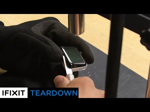 Apple Watch Series 3 Teardown and Comparison! (GPS vs LTE)