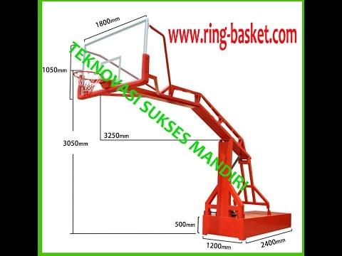 Ring Basket Portabel Hidrolik  manual