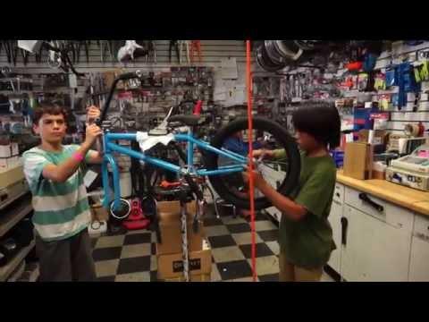 Kaden Stone Total BMX  Bike Build