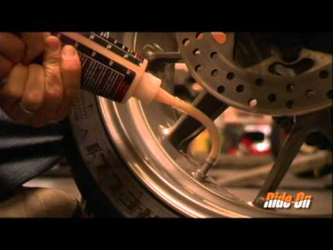 Install Motorcycle Tire Protection System from Ride-On • J&P Cycles