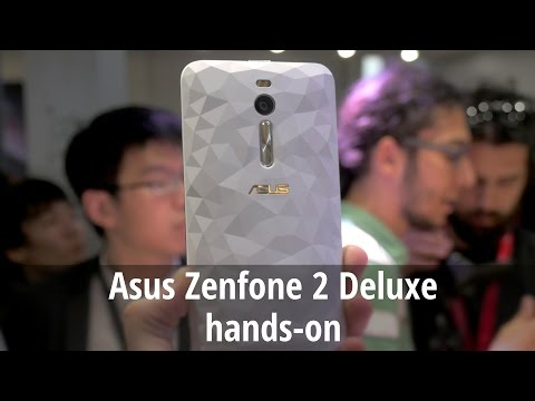 Asus Zenfone 2 Deluxe hands-on