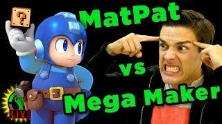 READY TO RAGE! | Mega Maker