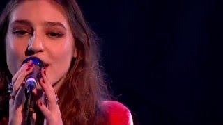 Birdy - Keeping Your Head Up (Live from the BRITs Launch Show)