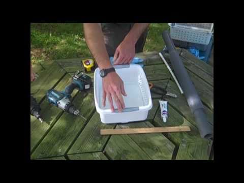 How to Make a Trout Egg Basket
