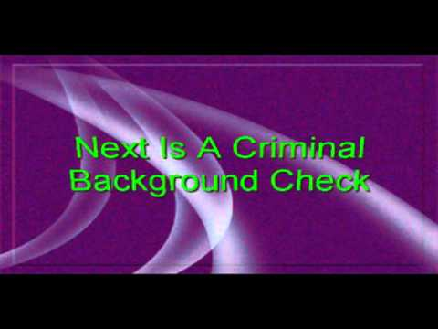 How to Conduct a Comprehensive Background Check FREE!