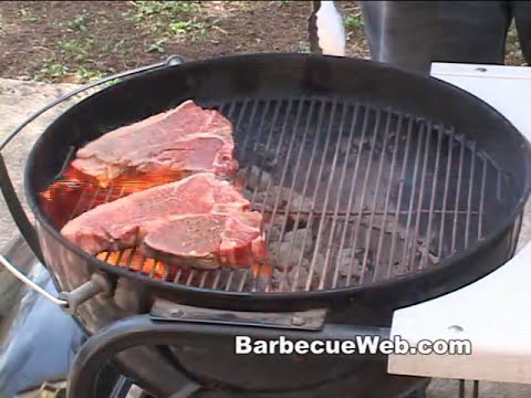 Porterhouse Steak Recipe by the BBQ Pit Boys