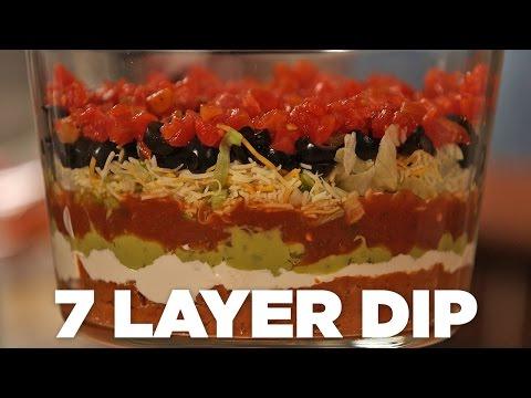 7 Layer Dip - Harris Teeter Holiday Recipes