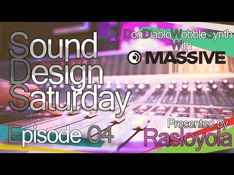 Sound Design Saturday 04 -