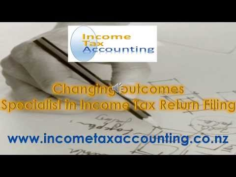 Income Tax Accounting NZ