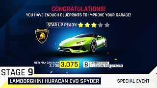 Asphalt 9 Beating 1 19 With 1 Huracan Evo On The Motor Show Event