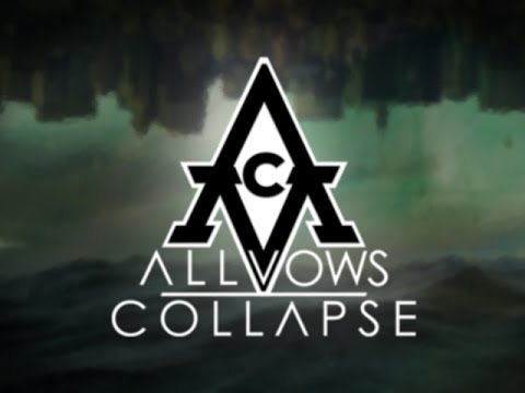All Vows Collapse - Sail Away (Lyric Video)