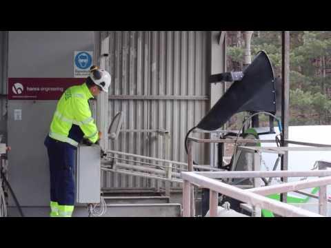 Concrete Truck Daily Washing Lance