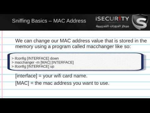 How To Hack Wifi PasswordsKeys (WEP-WPA-WPA2) 2016 -   What is MAC Address & How To Change It