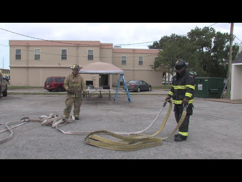 FireRescueTV Training Series -   Advancing Hoselines