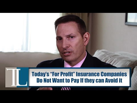 What To Do If Life Insurance Won't Pay An Accidental Death & Dismemberment Claim – John V. Tucker