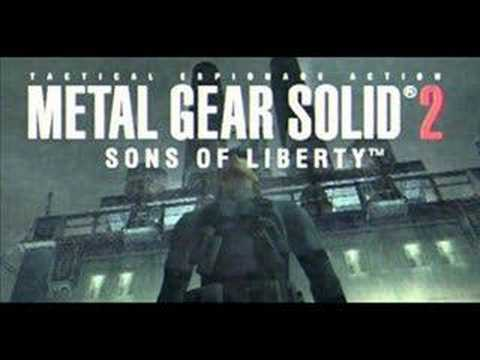 Metal Gear Solid 2 Soundtrack - Main Theme