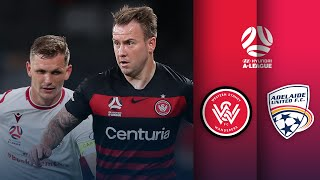 Western Sydney Wanderers FC vs Adelaide United | A-League Round 20