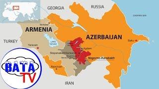 Сказ о Нагорном Карабахе