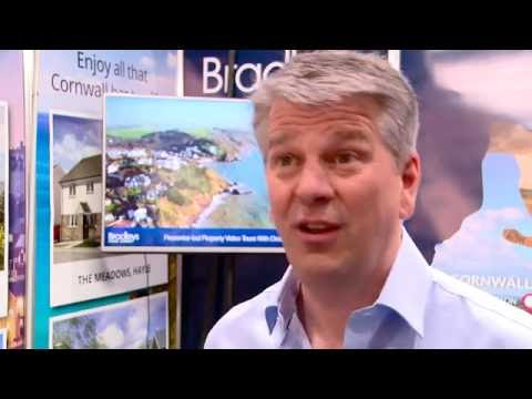 Richard Greetham - Bradleys. The Property Investor & Homebuyer Show - ExCel, London, UK