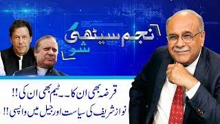 Nawaz Sharif Returns To Jail And Politics | Najam Sethi Show | 6 May 2019