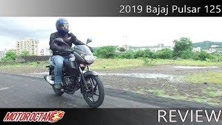 2019 Bajaj Pulsar 125 Review | Hindi | MotorOctane