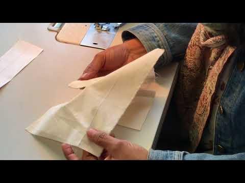 Shirt Sleeve PLACKET Part 2