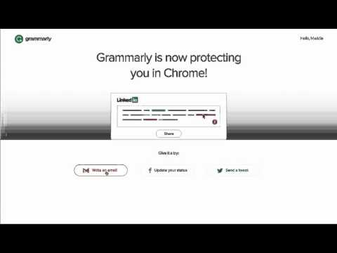 Perfect Your Grammar and Spelling with This Chrome Extension