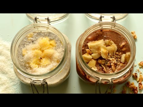 Healthy Chia Seed Pudding Recipe | VEGAN